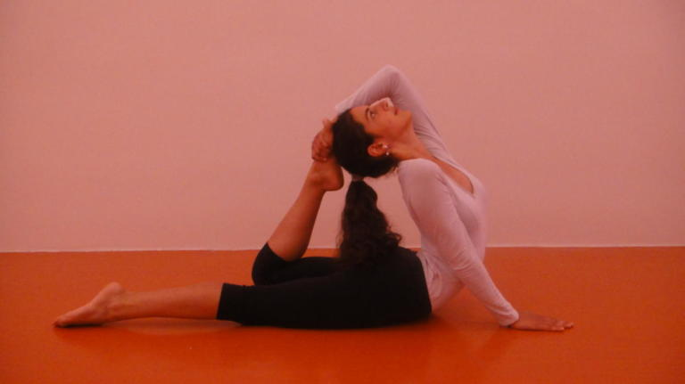 yoga Soleil d'Or