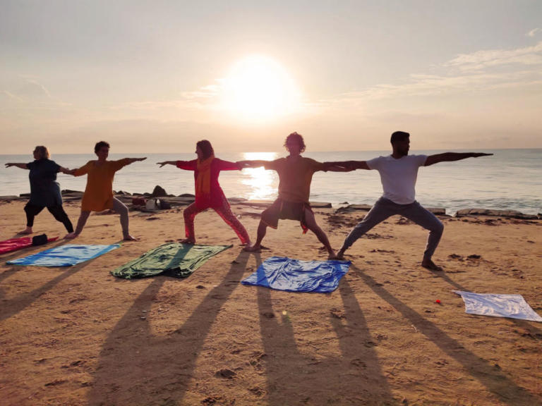 formation d'enseignants yoga - Soleil d'or